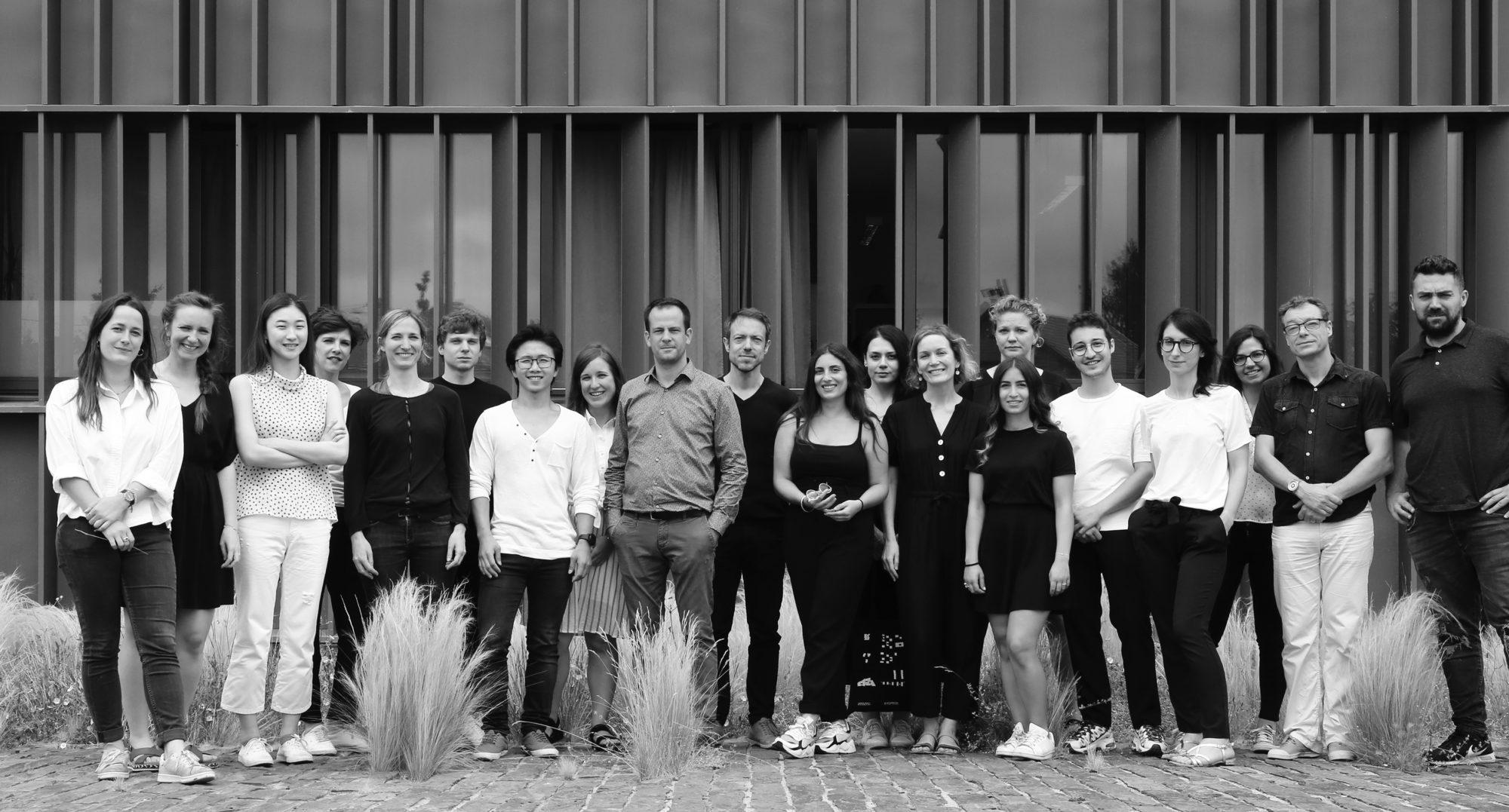 Equipe a+ samueldelmas architectes
