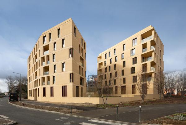 MAS - 57 logements innovants