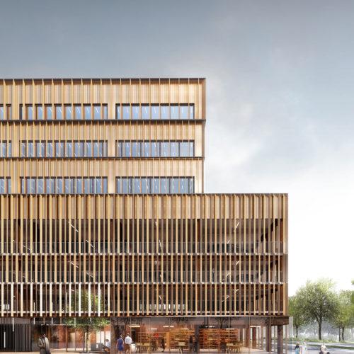 BDX_logements, bureaux, commerces, espaces publics et parking silo