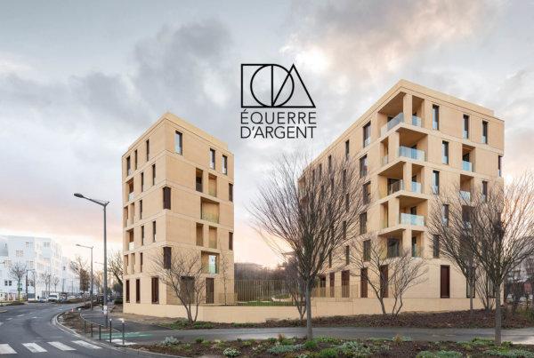 EQUERRE D'ARGENT 2020 - Massy - 57 logements innovants